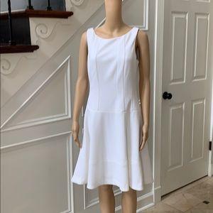 NWOT! FINAL PRICE White dress sz 10